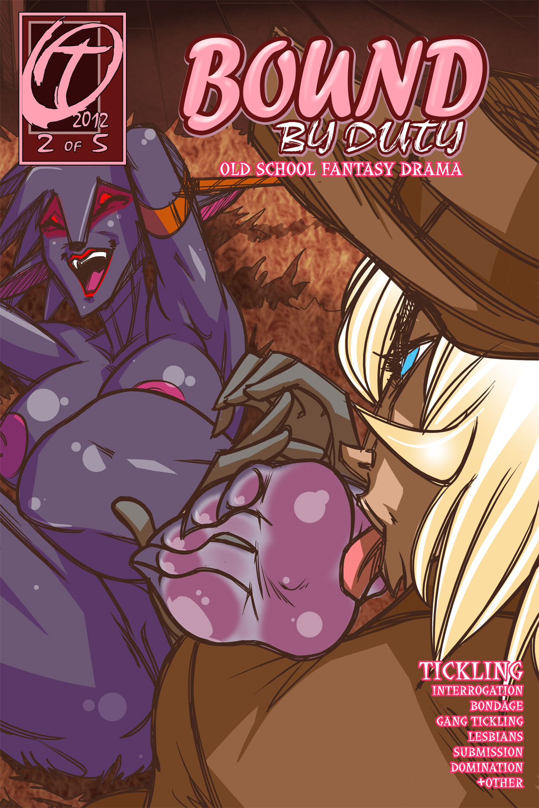 Porn Comics - Bound by Duty 2 porn comics 8 muses