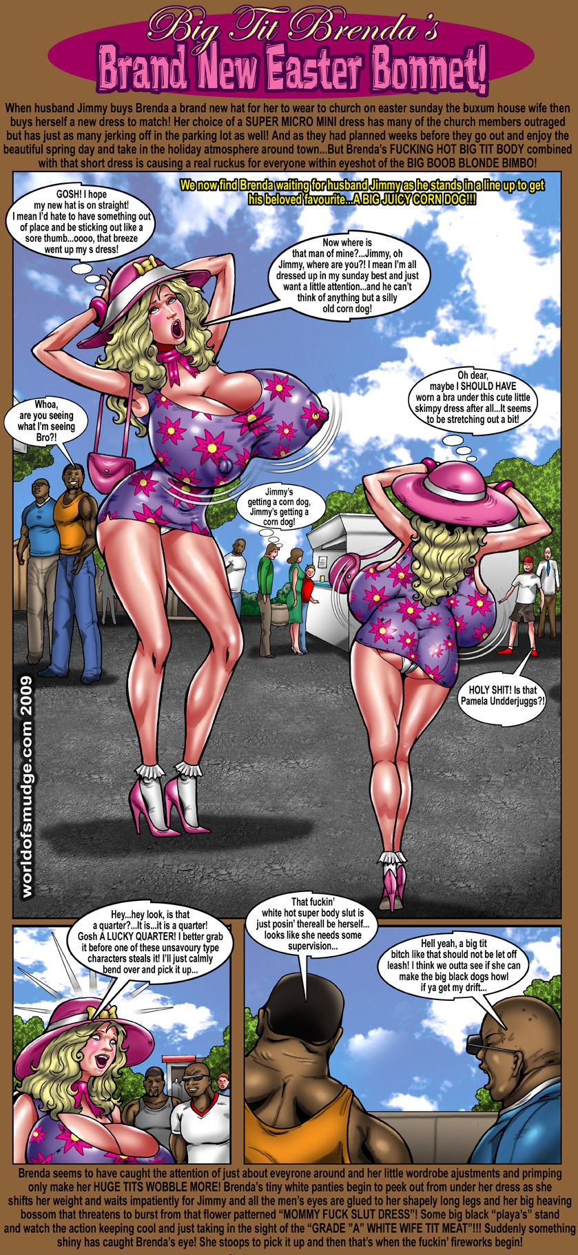 Porn Comics - Brand New Easter Bonnet- Smudge porn comics 8 muses