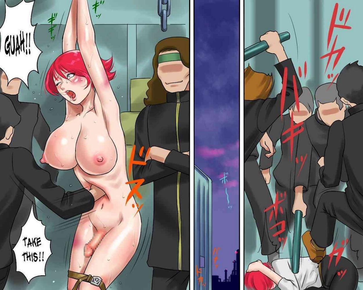 Porn Comics - Hentai-BSDM-Papermania porn comics 8 muses