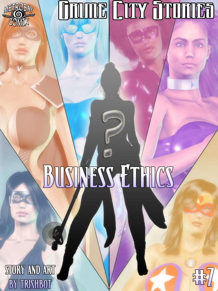 Porn Comics - Business Ethics – Chapter 07 -Metrobay 3D Comics porn comics 8 muses
