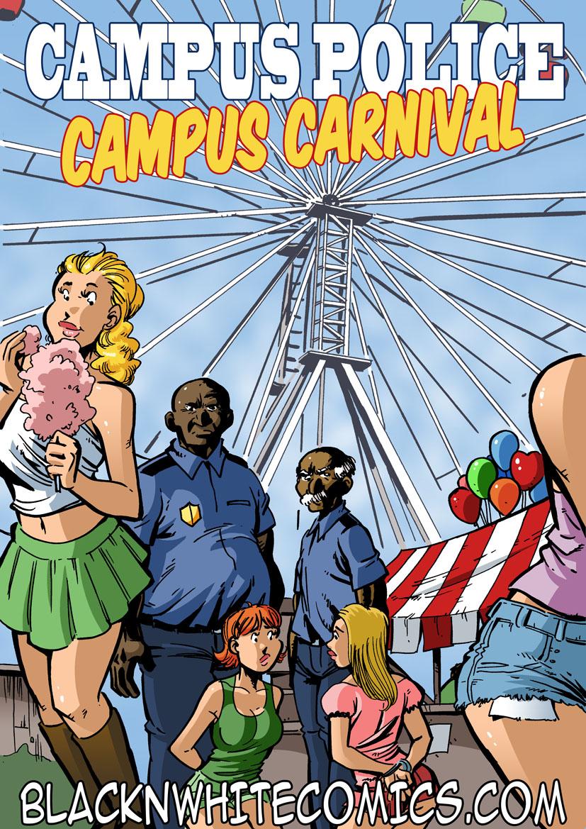 Porn Comics - Campus Police 2- BNW porn comics 8 muses