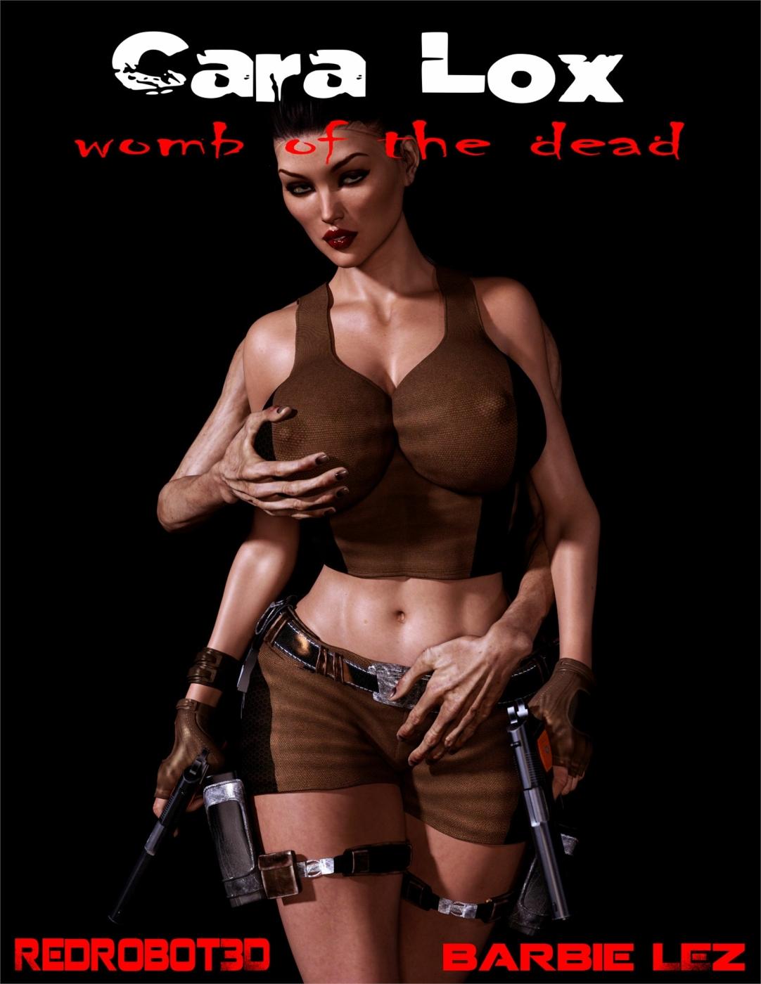 Porn Comics - Cara Lox – Womb Of The Dead- Redrobot3D porn comics 8 muses