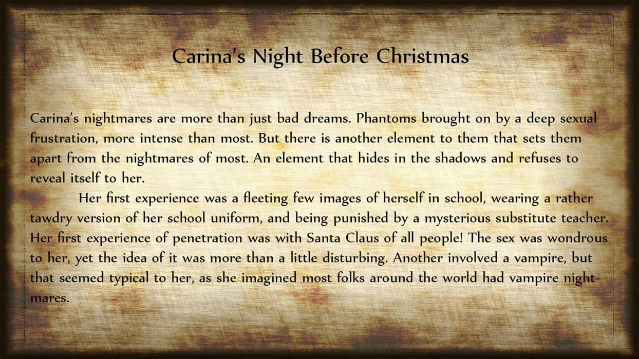 Carina's Night Before Christmas image 1