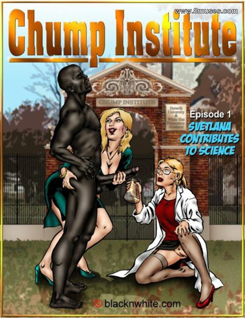 Porn Comics - Chump Institute-BlacknWhite porn comics 8 muses