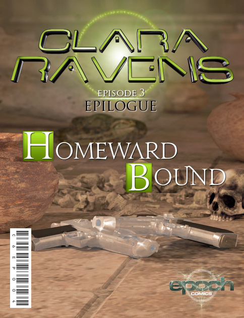 Clara Ravens 3- Homeward Bound image 1