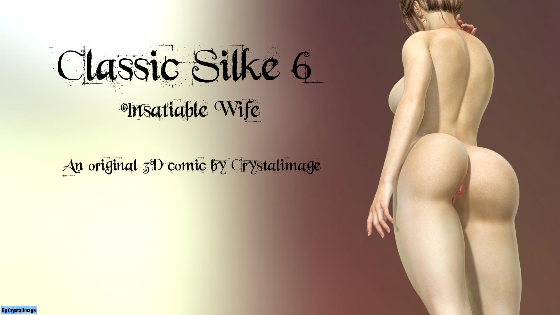 Classic Silke 6- Insatiable Wife image 1