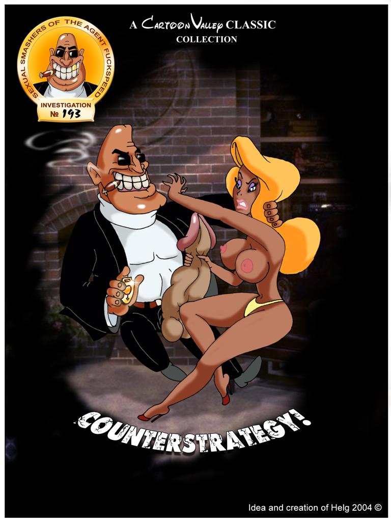 Porn Comics - Counterstrategy- Cartoon Valley porn comics 8 muses
