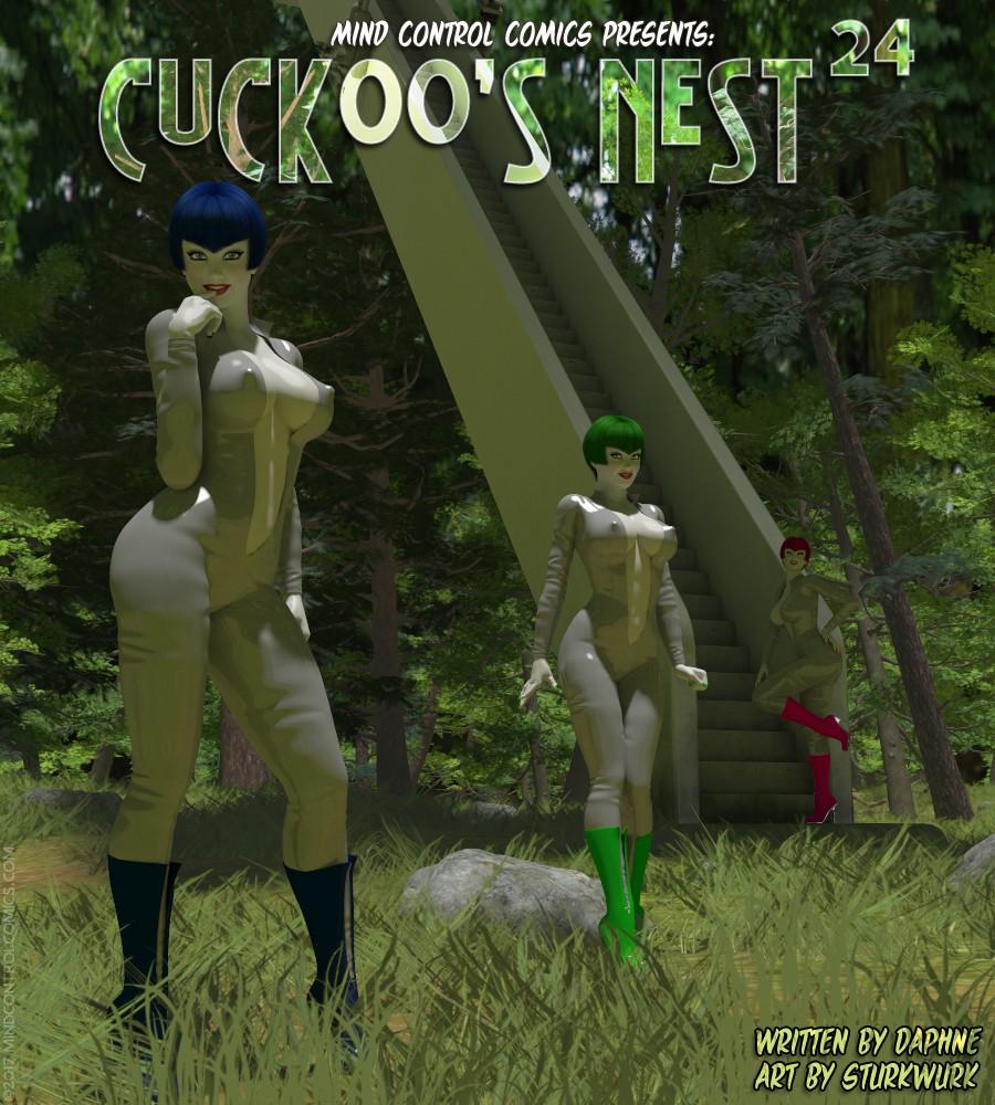 Cuckoos Nest 24- Mind Control image 1