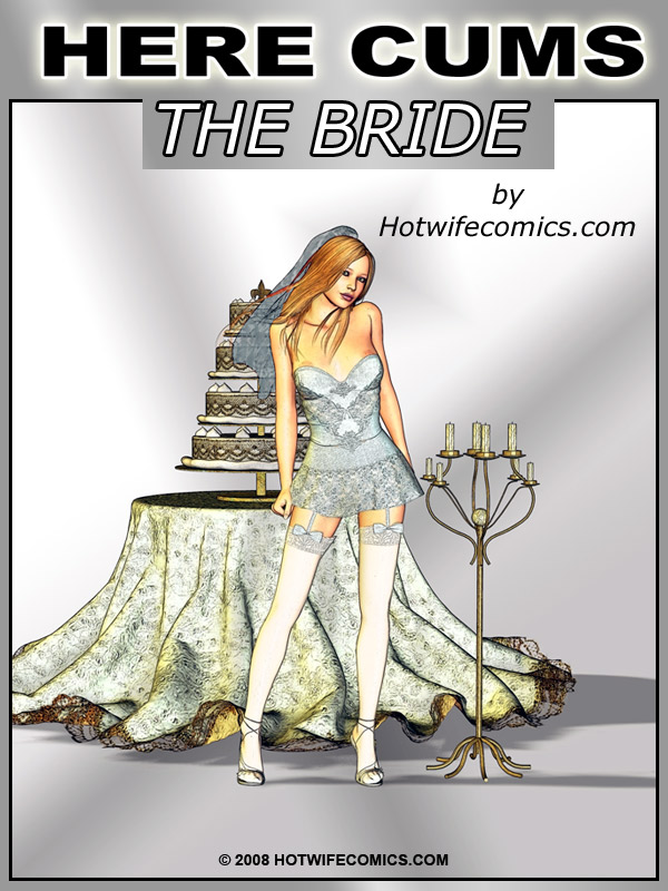 Porn Comics - Here Cums The Bride- Interracial porn comics 8 muses