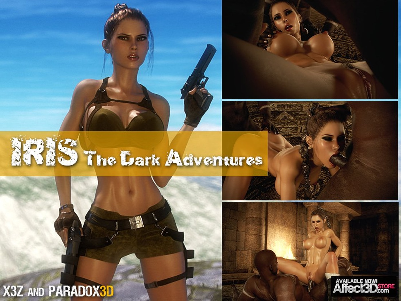 Dark Adventures- HitmanX3Z – Iris image 1