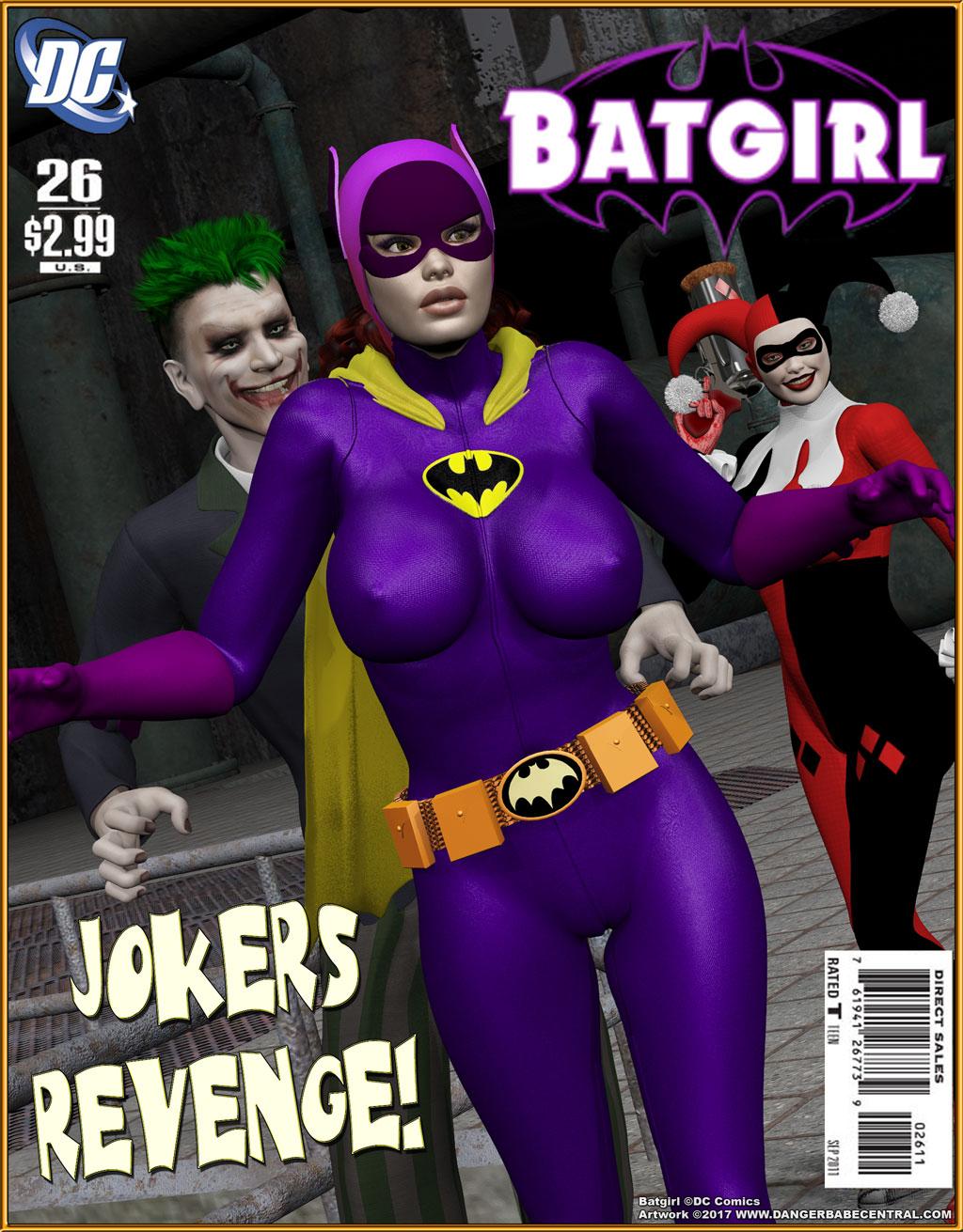 DBC – Batgirl – Joker's Revenge image 1