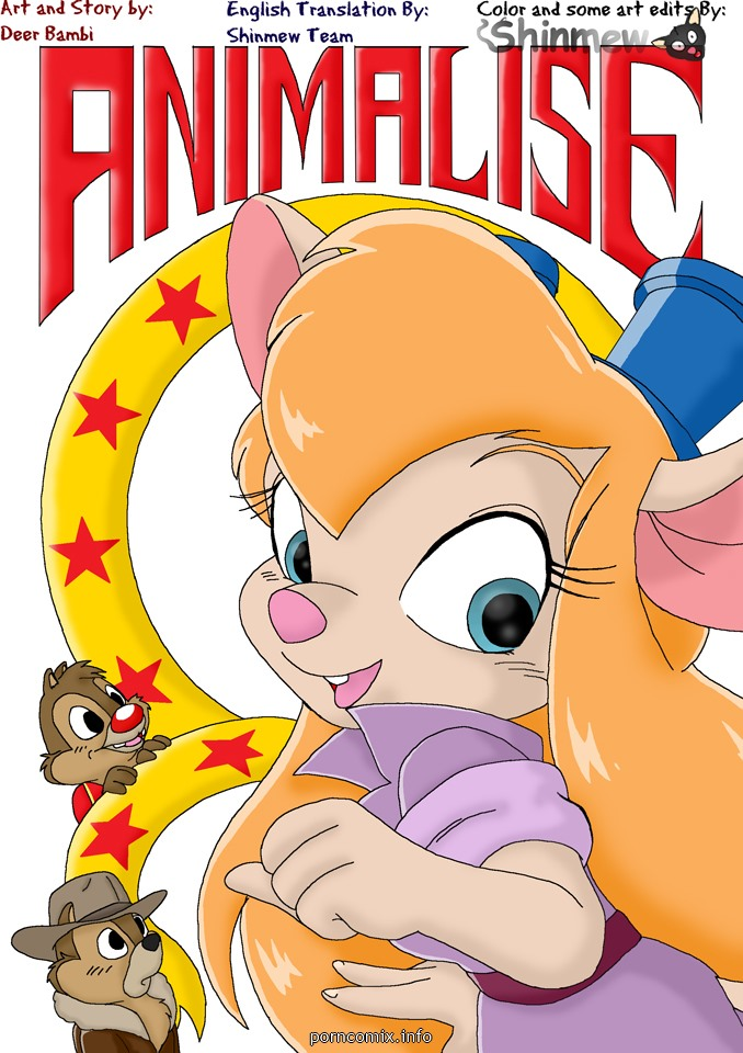 Porn Comics - Chip n Dale- Animalise (Rescue Rangers) porn comics 8 muses