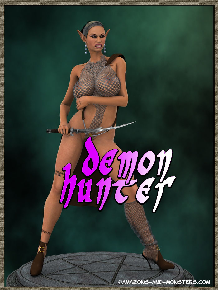 Porn Comics - Demon Hunter- [Amazons – Monsters] porn comics 8 muses