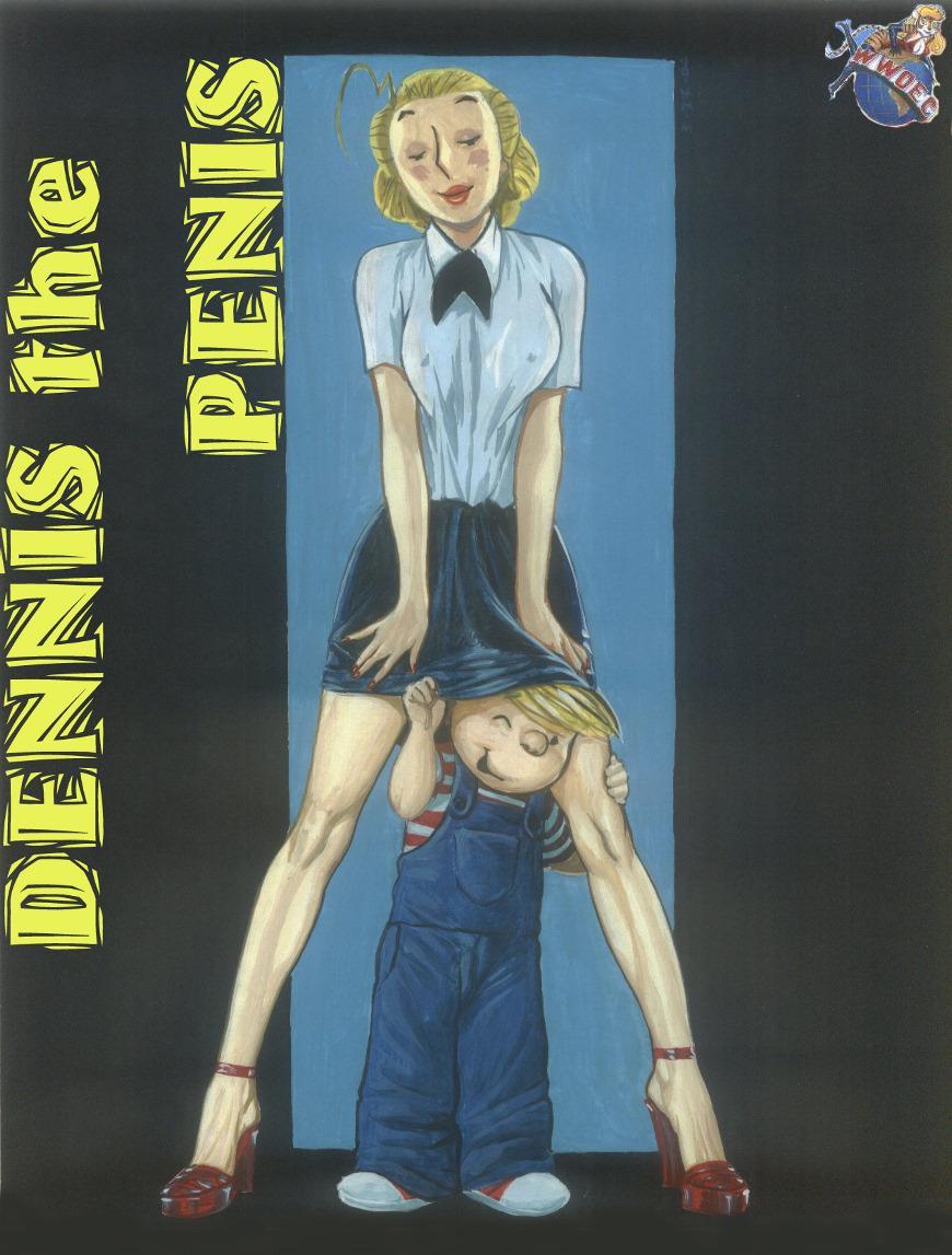 Porn Comics - Dennis the Penis porn comics 8 muses