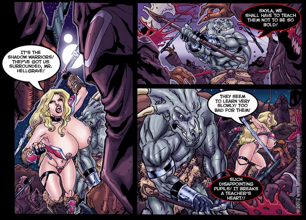 Porn Comics - Dimension Freak 01 porn comics 8 muses