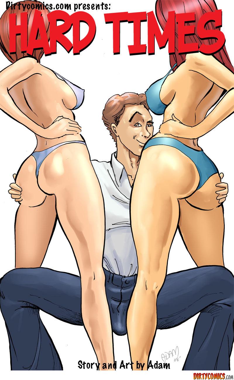 Porn Comics - Hard Times- Dirty Comics porn comics 8 muses