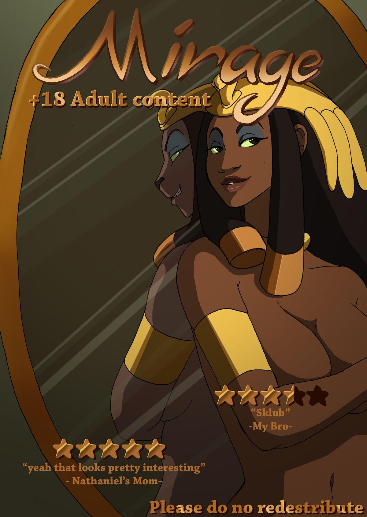 Porn Comics - Disney Aladdin- Mirage porn comics 8 muses