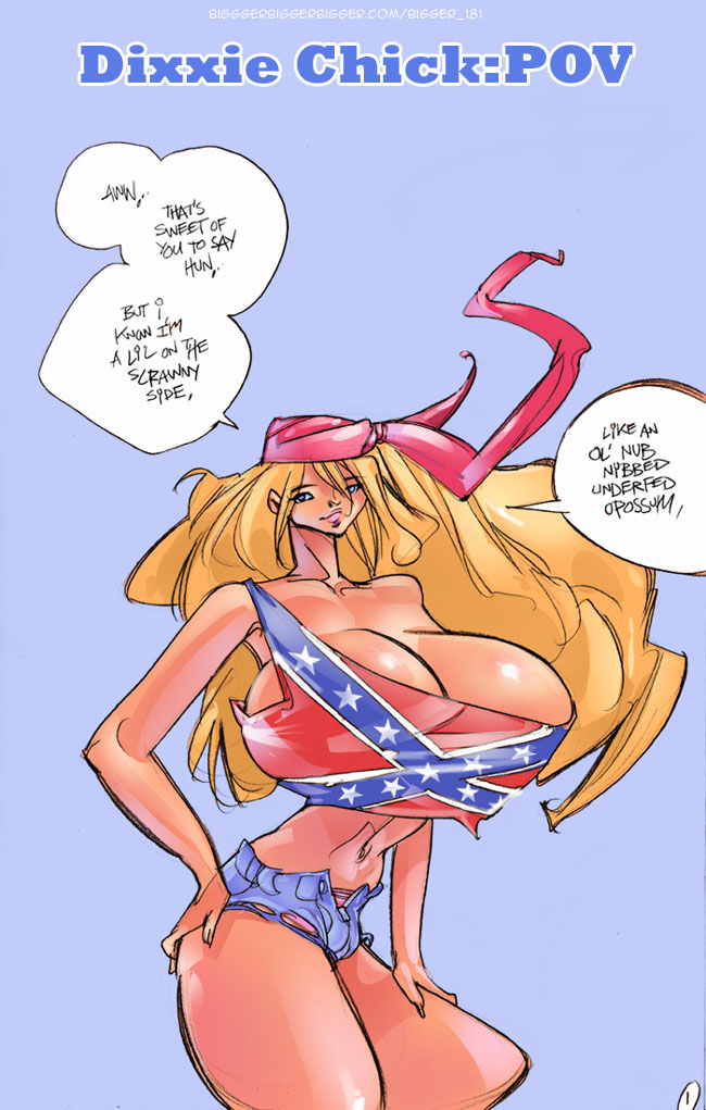 Porn Comics - Dixie Chick POV porn comics 8 muses