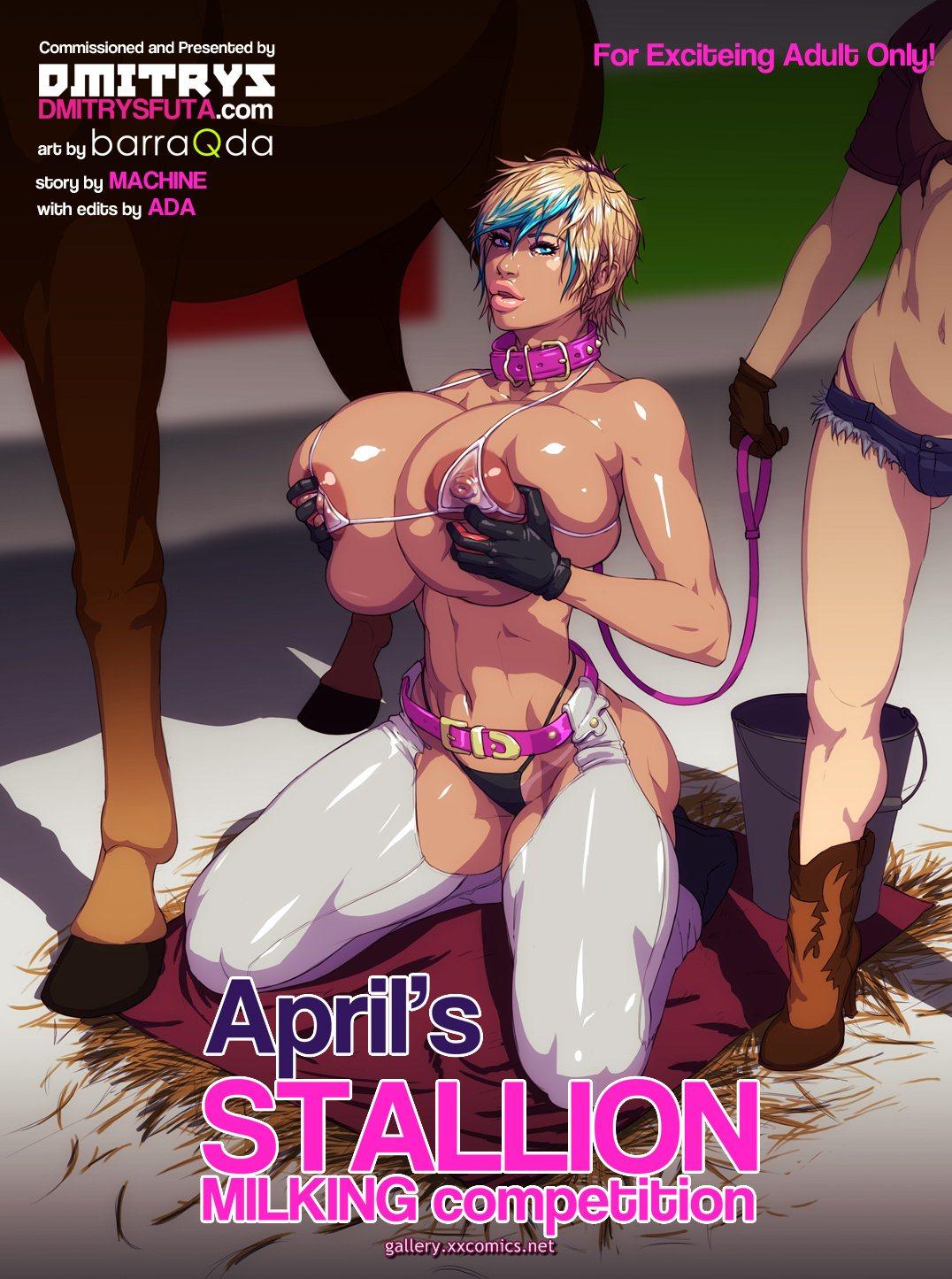 Porn Comics - Dmitrys-Stallion Milking porn comics 8 muses