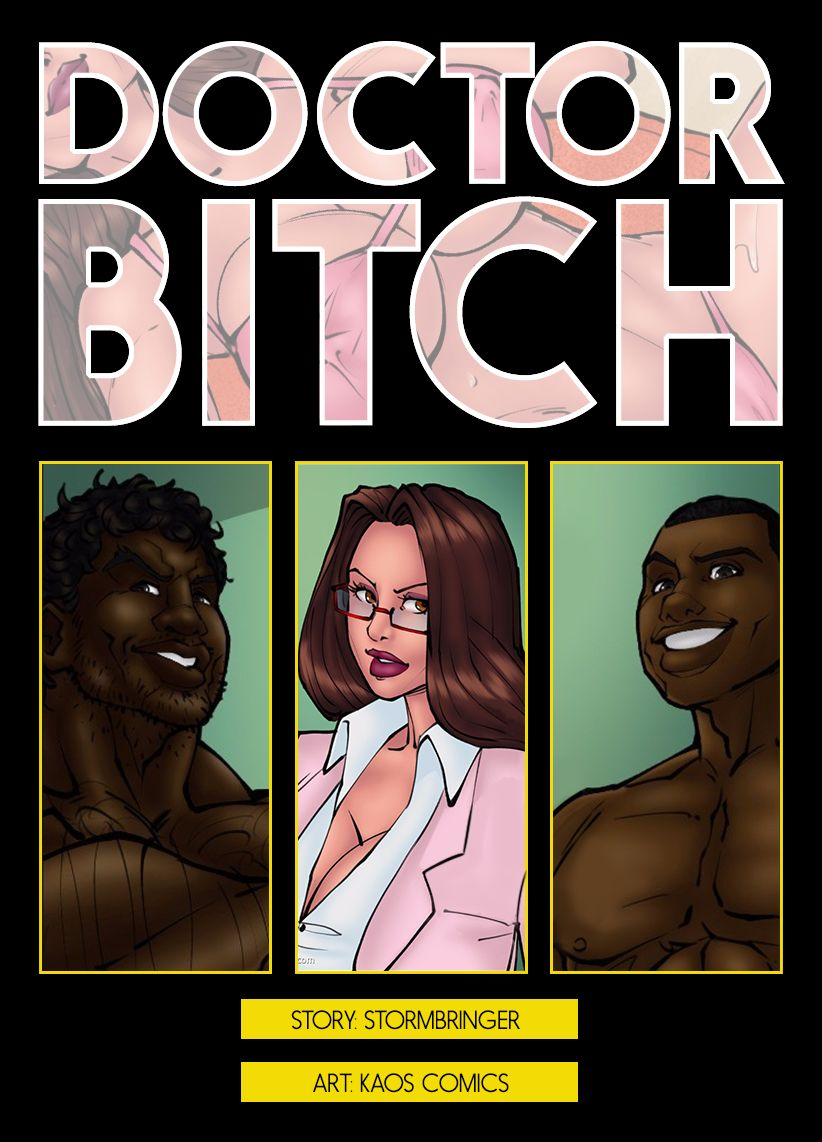 Porn Comics - Doctor Bitch 1 & 2 Full Page Version porn comics 8 muses
