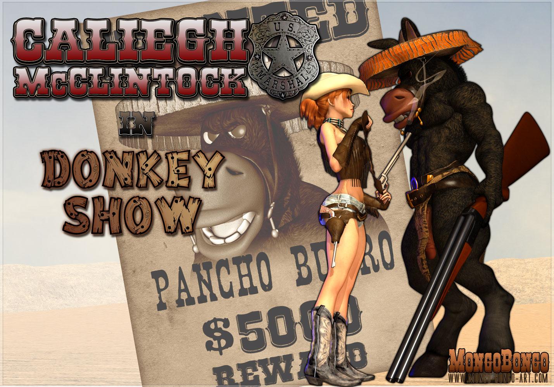 Donkey Show- Mongo Bongo image 1
