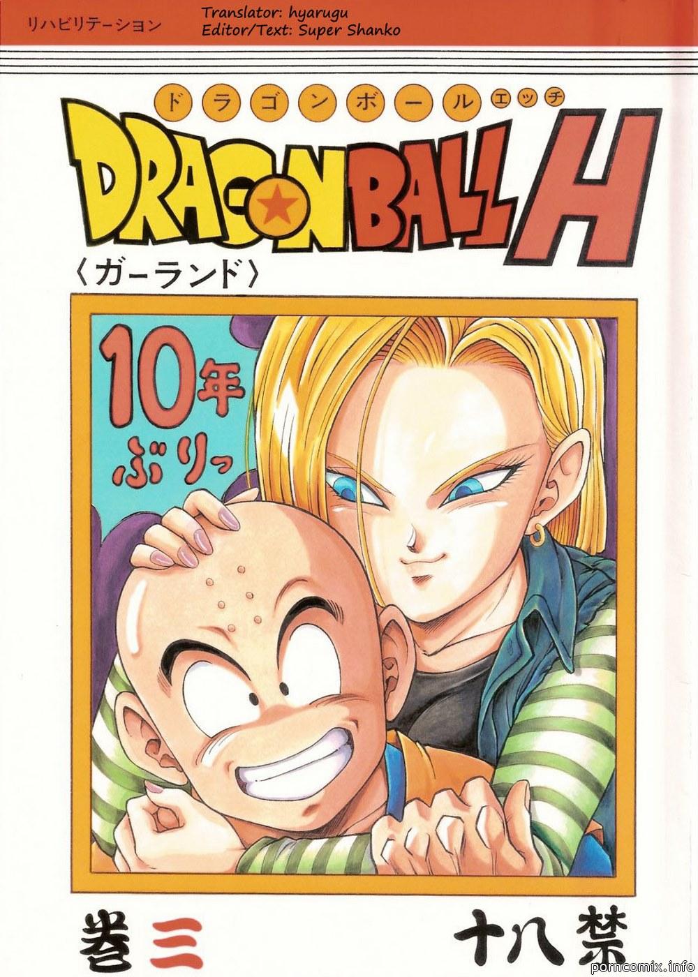 Porn Comics - Dragon Ball H porn comics 8 muses