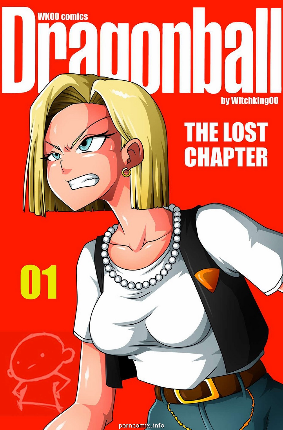 DragonBall – The Lost Chapter 1 image 01
