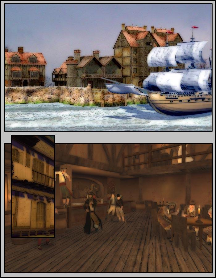 Porn Comics - Dreamweaver-Pirates vs. Ninjas porn comics 8 muses