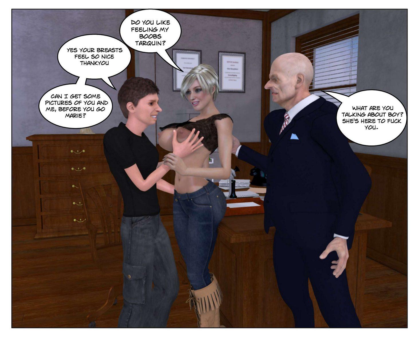 Porn Comics - Dubhgilla-The Sex Introduction porn comics 8 muses
