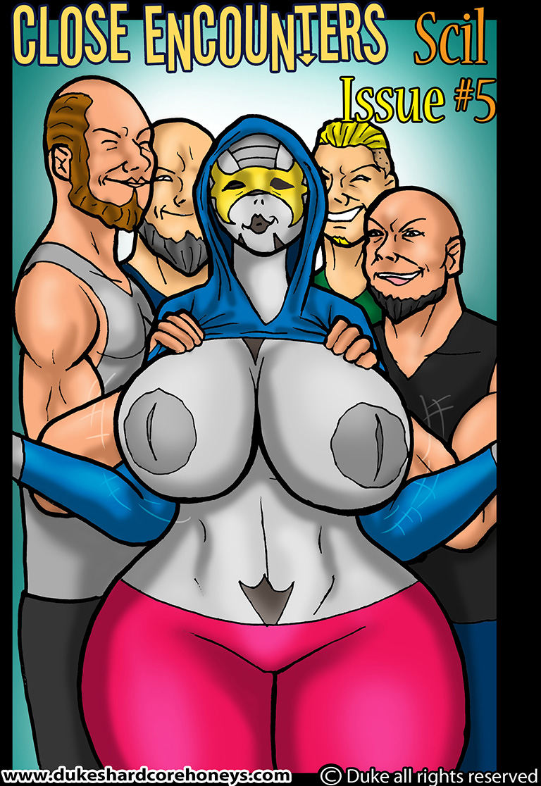 Porn Comics - Close Encounters Scil issue 5 porn comics 8 muses