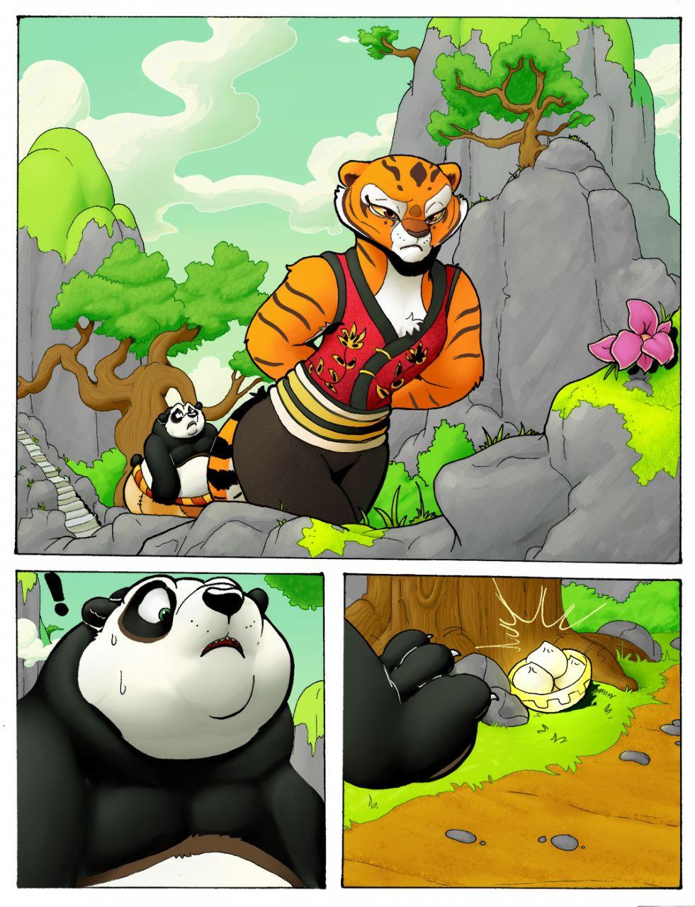Porn Comics - Dumpling Plumpling- Kung fu Panda porn comics 8 muses