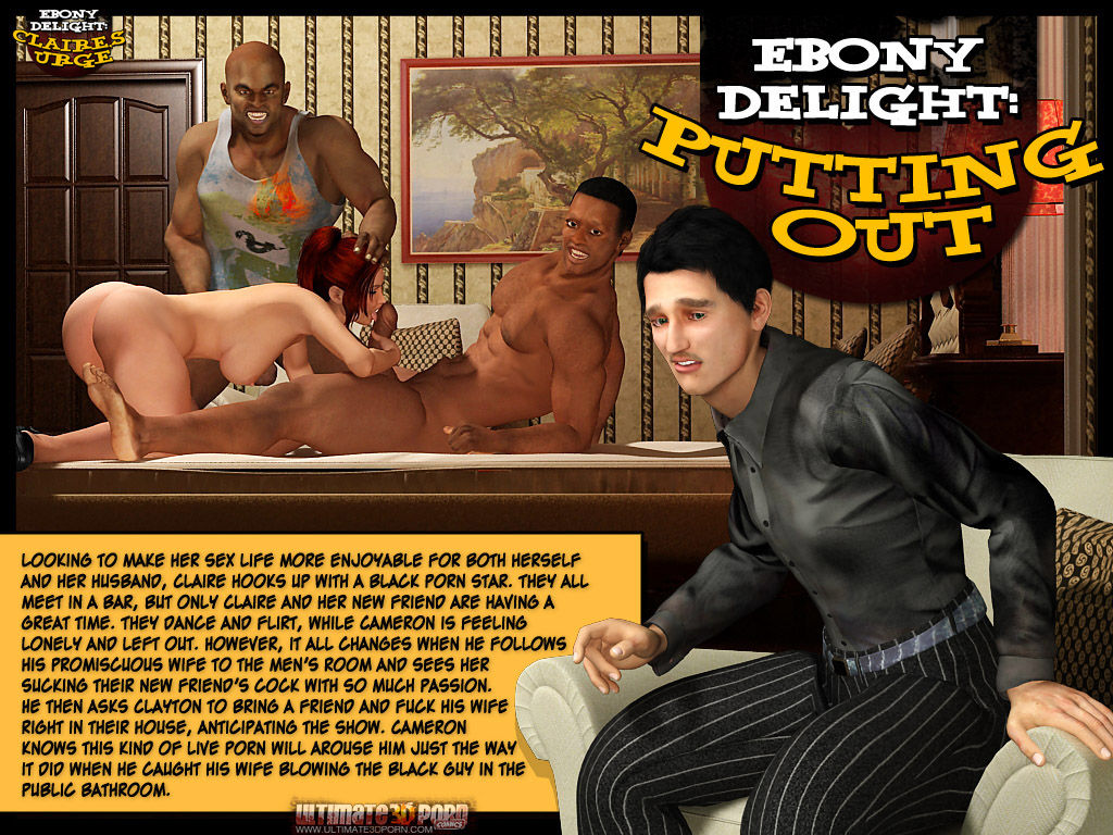 Ebony Delight- Putting out image 1