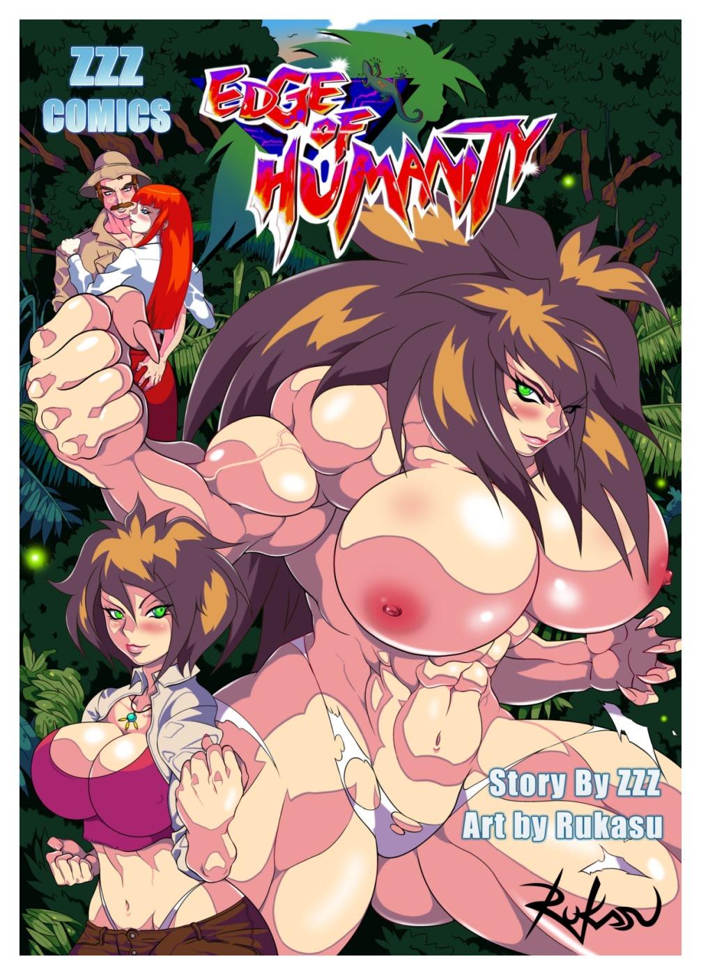 Porn Comics - Edge of Humanity 01- ZZZ porn comics 8 muses