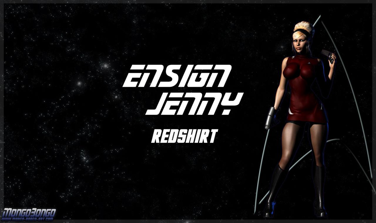 Porn Comics - Mongo Bongo Ensign Jenny-Redshirt (Star Trek) porn comics 8 muses