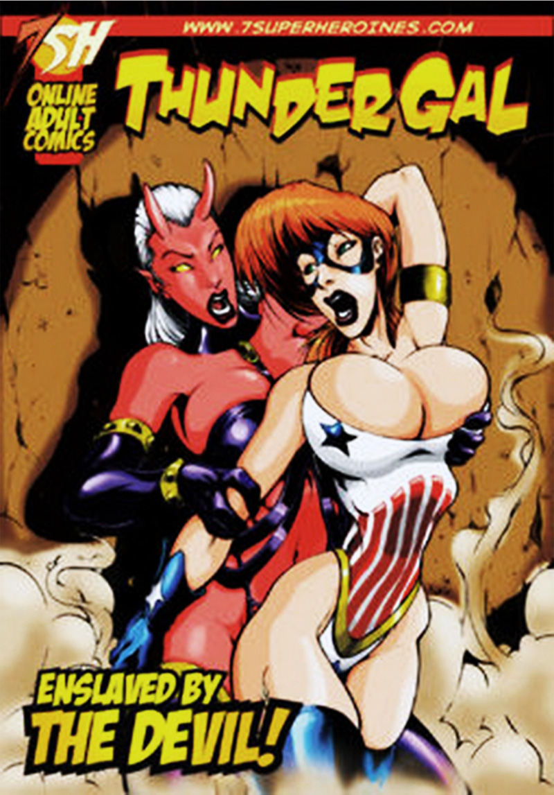 Porn Comics - Enslaved By the Devil porn comics 8 muses