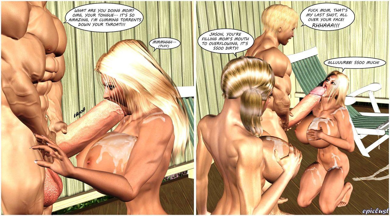 Epic Lust Incest-o-Rama -timdonehy200 image 1