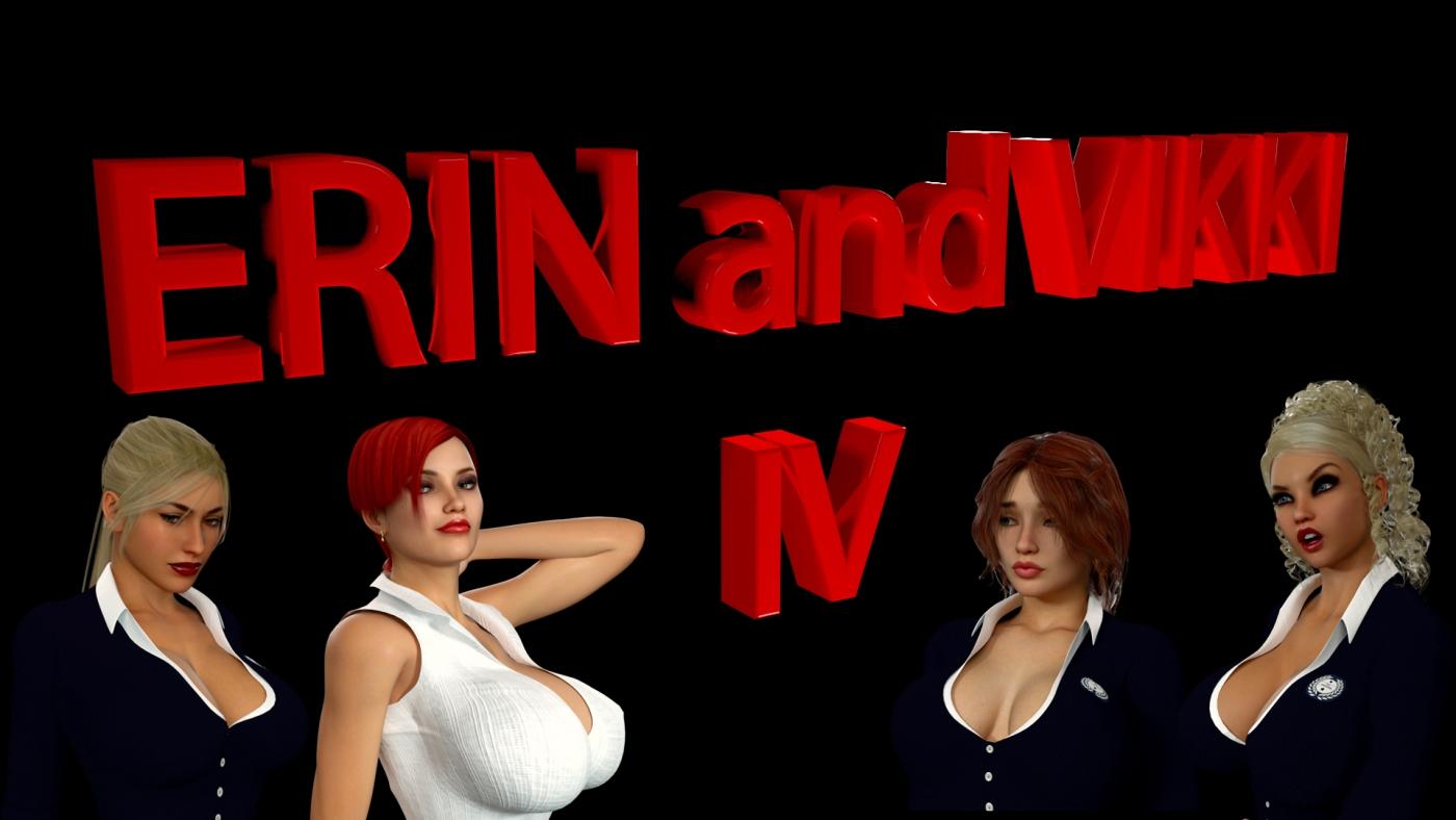 Erin and Vikki – Bathroom Break image 1