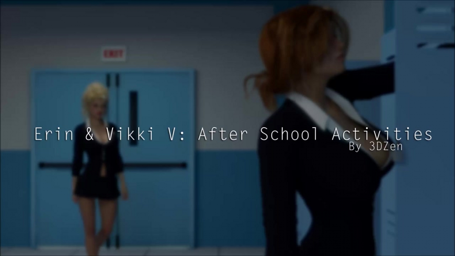 Erin and Vikki V After School Activities image 1