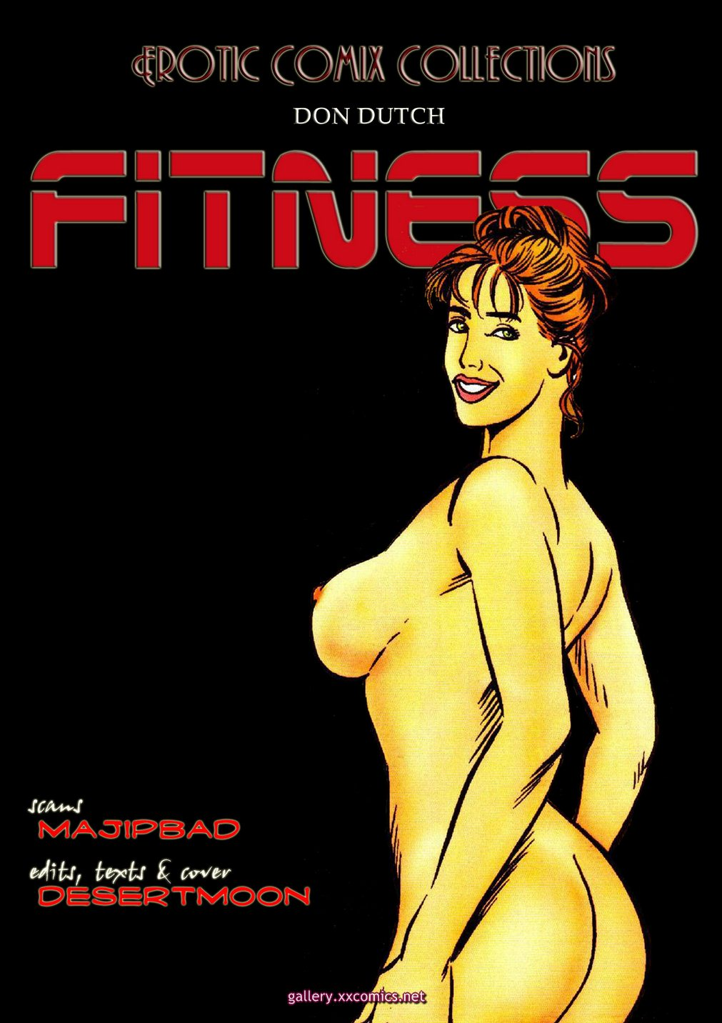 Erotic Comix Collection-Fitness image 01