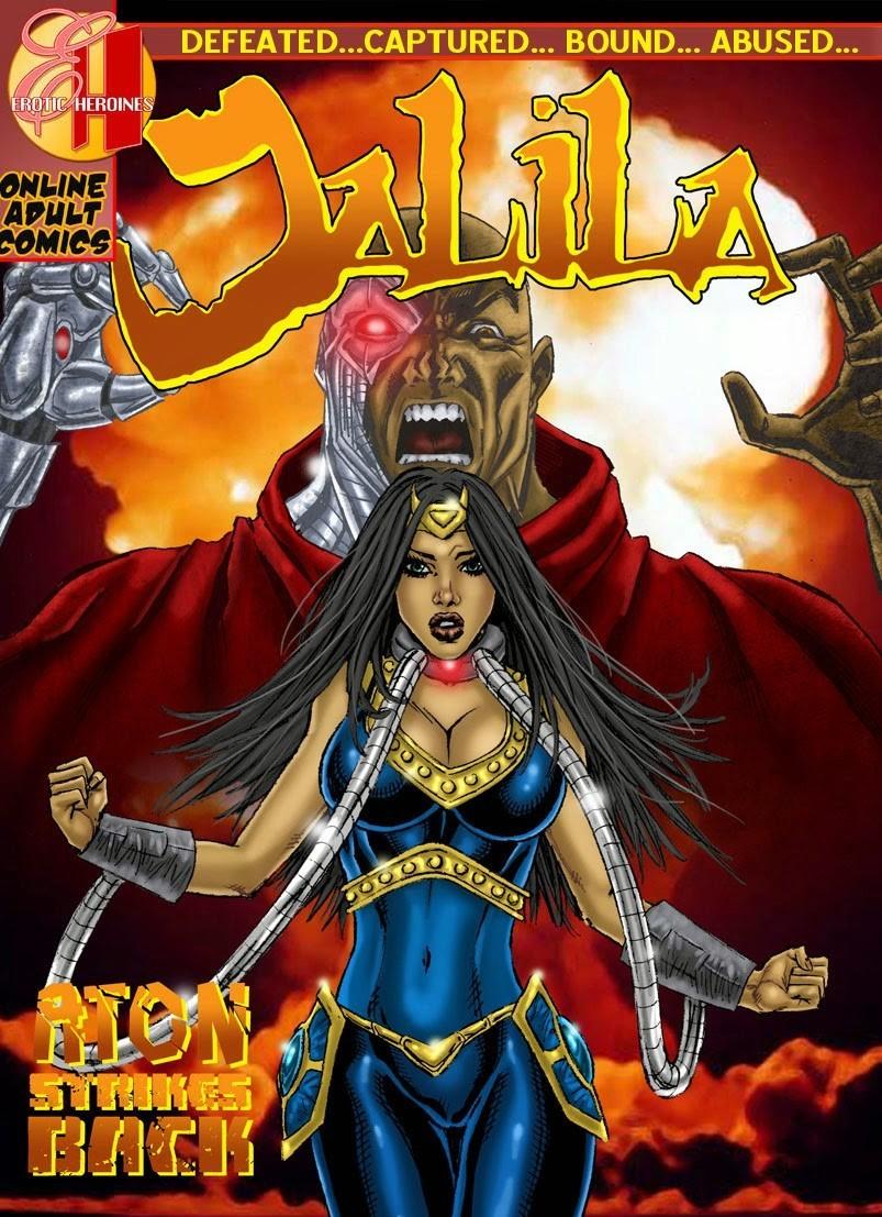 Porn Comics - Erotic Heroines-Jalila Fantasy porn comics 8 muses
