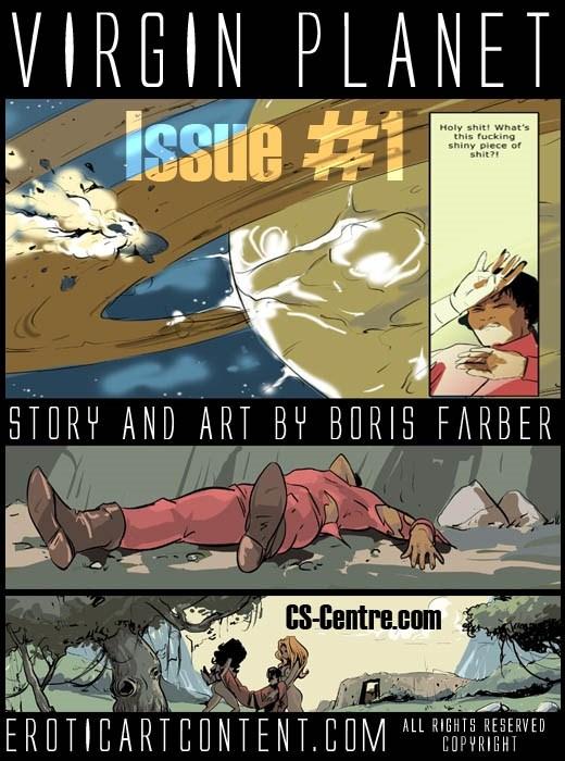 Porn Comics - Eroticartcontent- Virgin Planet porn comics 8 muses