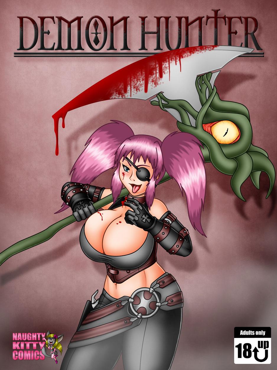 Evil-Rick – Demon Hunter image 1