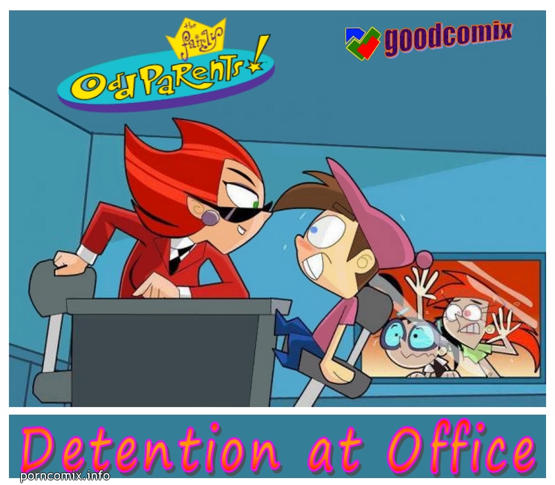 Fairly Odd Parents- Detention At Office image 01