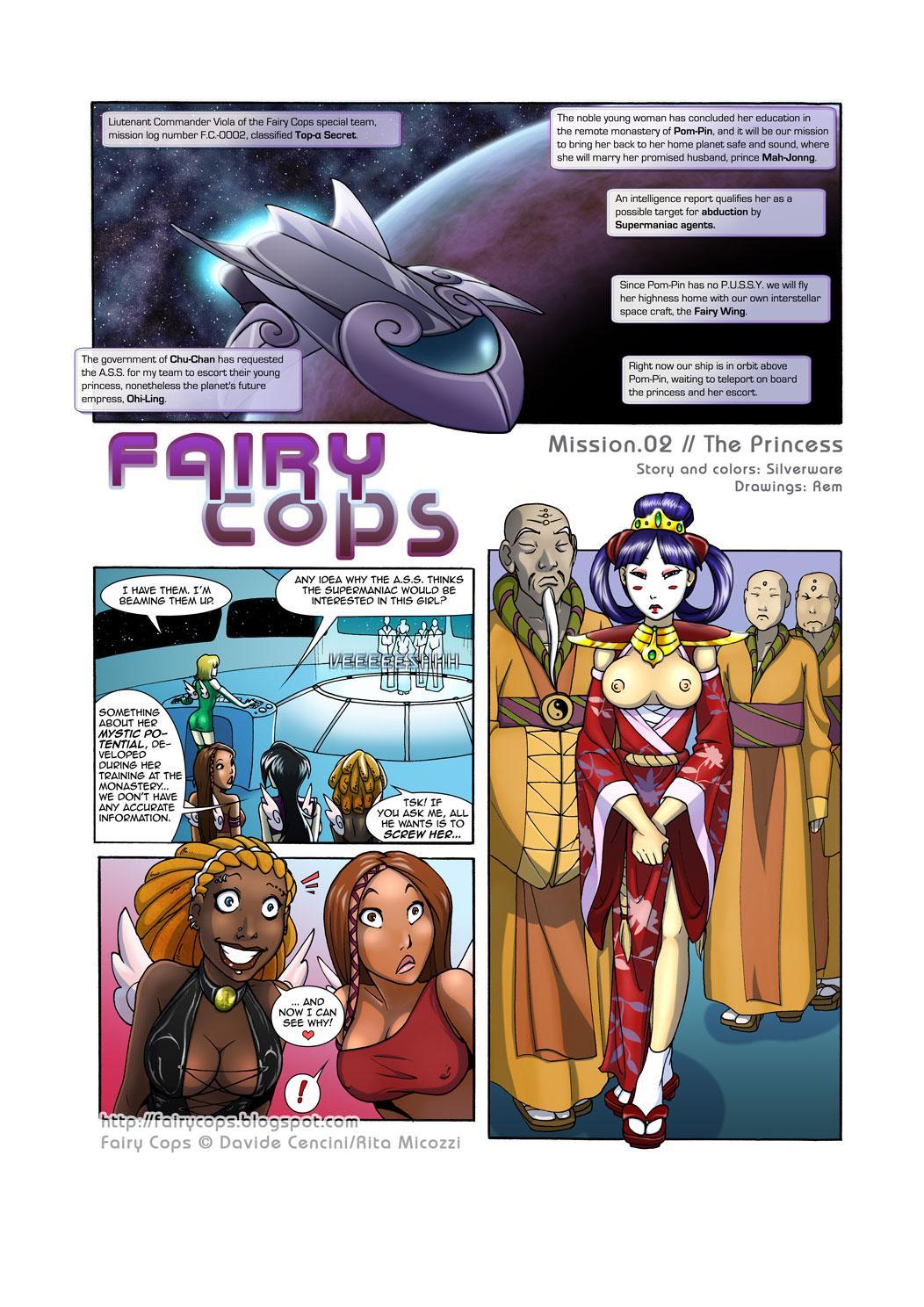 Fairy Cops 2 Rem-Forced Sex image 01