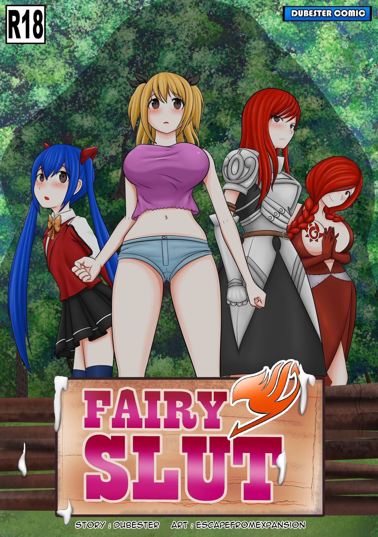 Fairy Slut- EscapeFromExpansion image 1