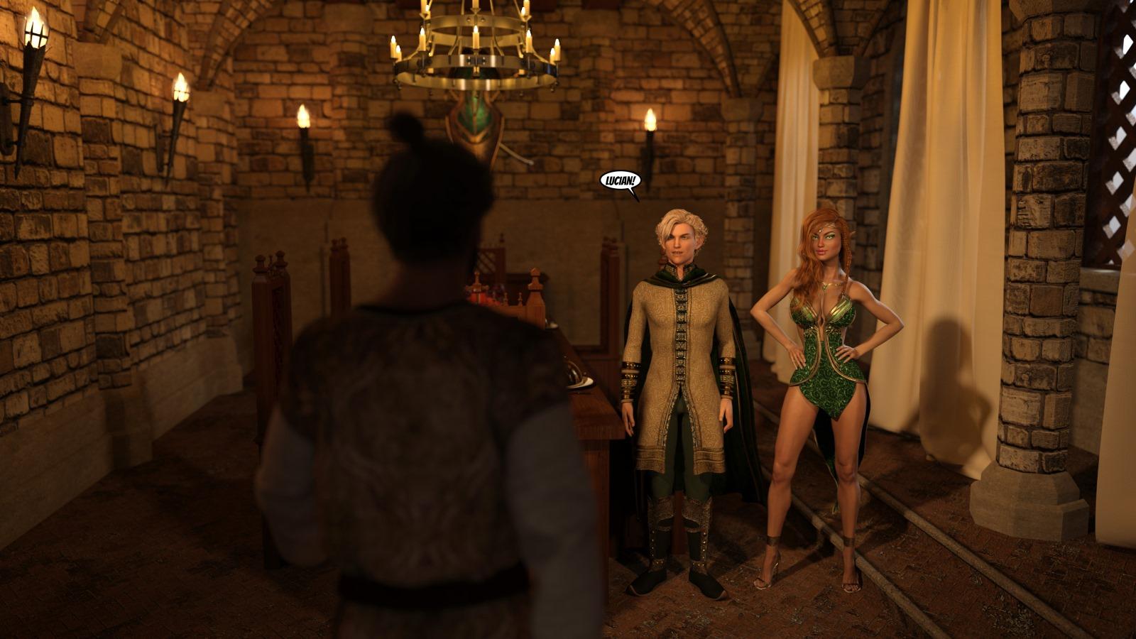 Fairy Tales- Elven Schoolgirls image 1
