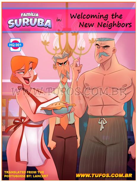 Familia Suruba- Welcoming New Neighbors-Tufos image 1