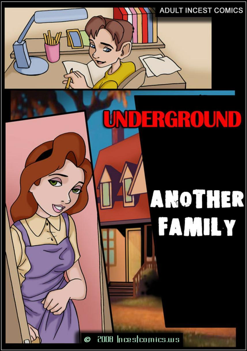 Porn Comics - Another Family Episode 14- Underground porn comics 8 muses
