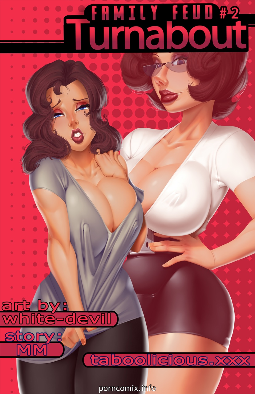 Porn Comics - Family Fued 2 – Turnabout porn comics 8 muses