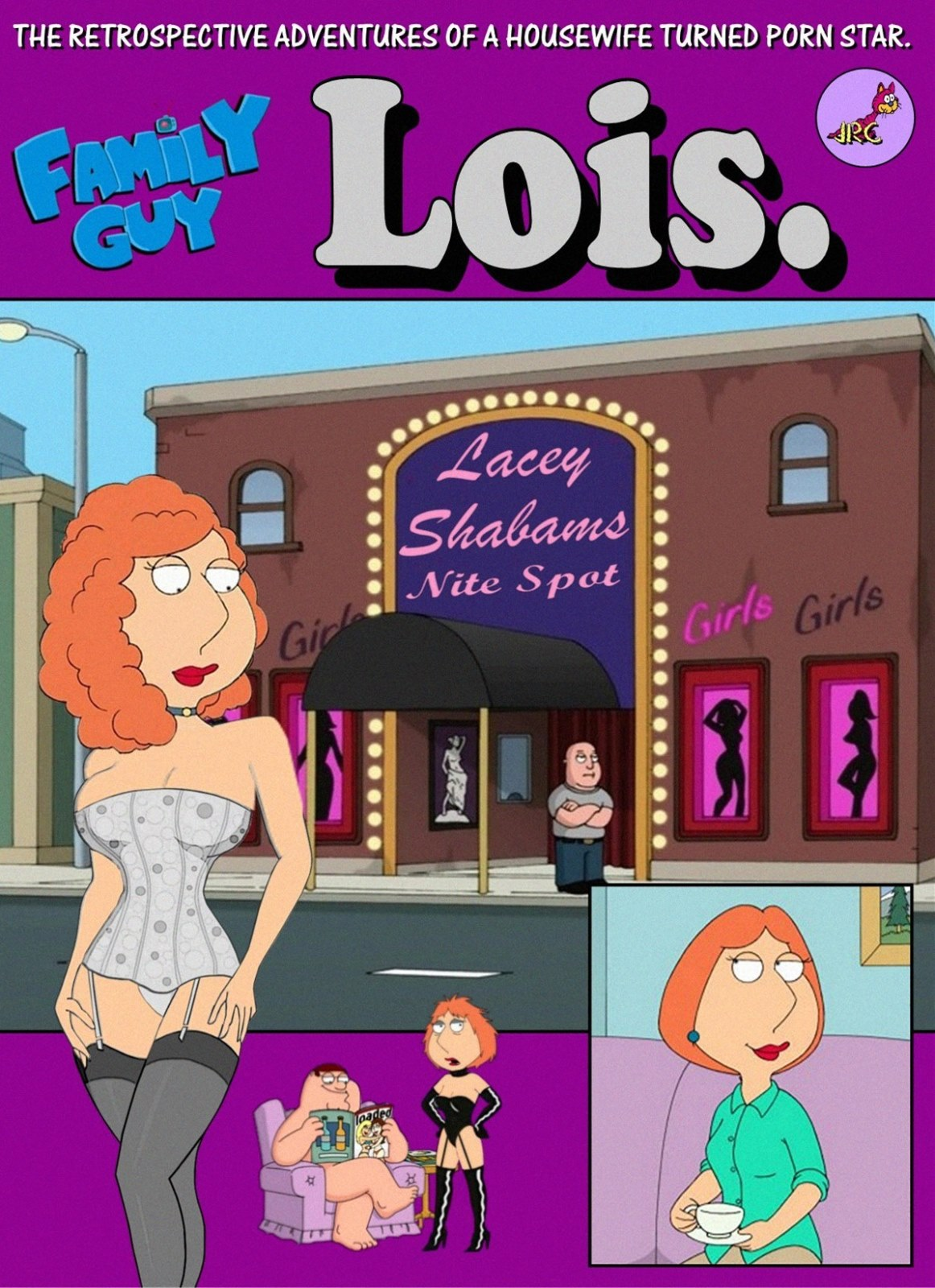 Porn Comics - Family Guy- Retrospective Adventures Of A Housewife porn comics 8 muses
